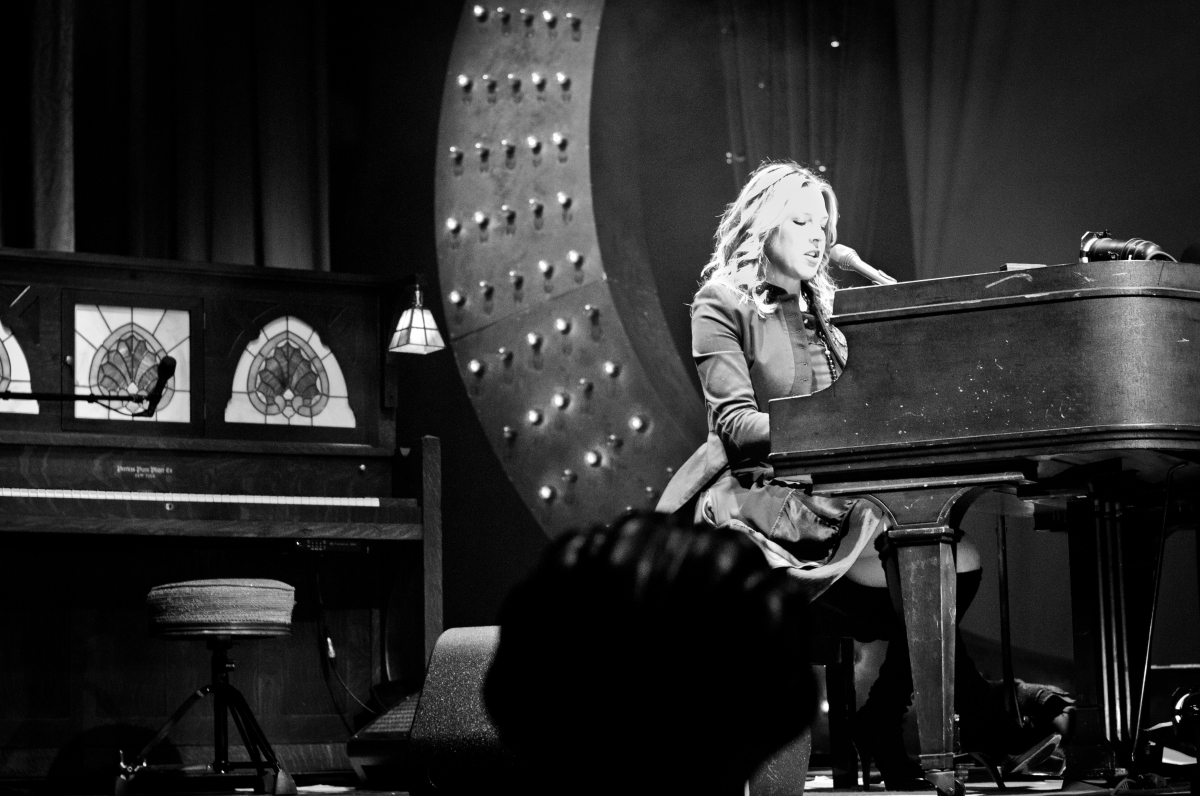 DIANA KRALL - LIVE IN WARSAW