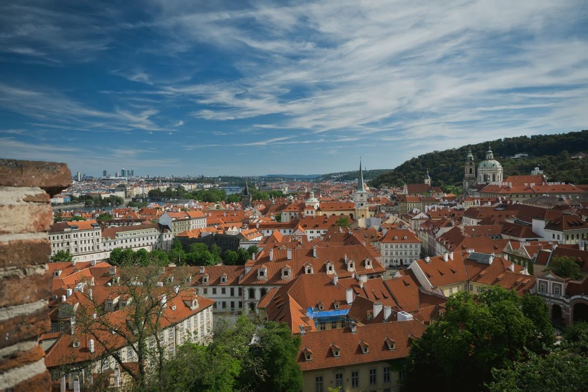 PRAGA - VIDEO Z PODRÓŻY