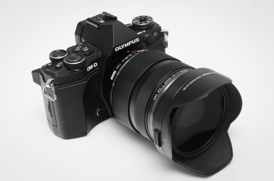 Olympus EM5 Mark II + 12-40 f2.8 PRO