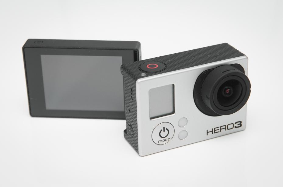 GoPro Hero 3 Bac Pac