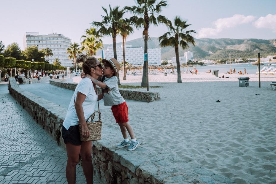 Beach on Mallorca