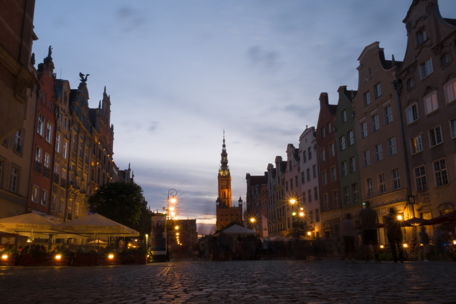 Old Town Gdańsk